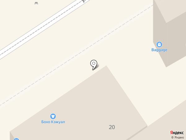 Хинкальная на карте Анапы