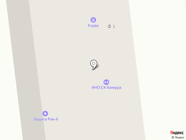 Улей на карте Одинцово