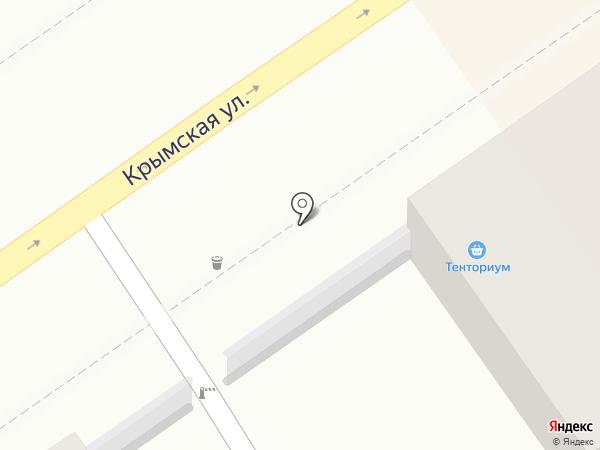 Gold Master на карте Анапы