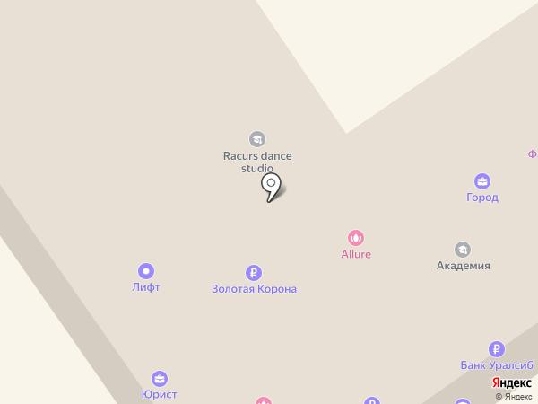 ЭДЭМ на карте Анапы