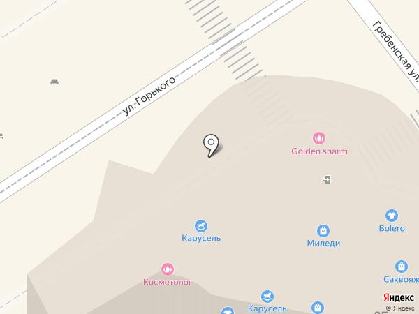 Oscar на карте Анапы