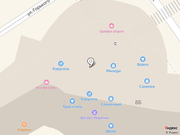 Imperial на карте Анапы