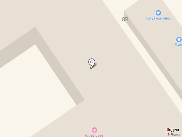 УРАЛСИБ на карте Анапы