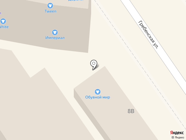 Дива на карте Анапы