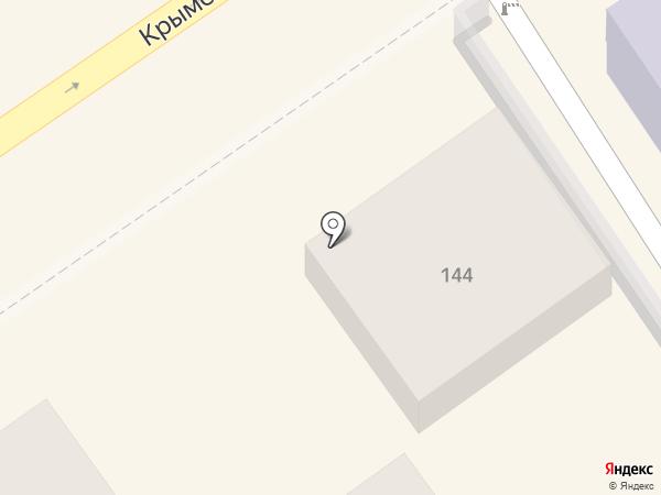 Remprofmobile на карте Анапы