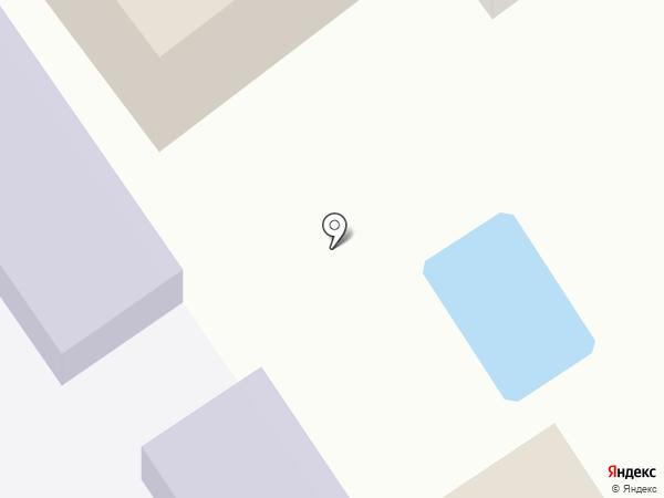 Эрика на карте Анапы