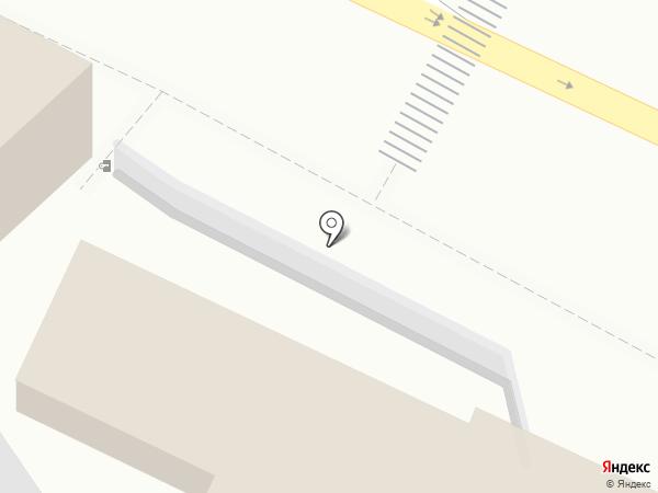Отдел надзорной деятельности на карте Анапы