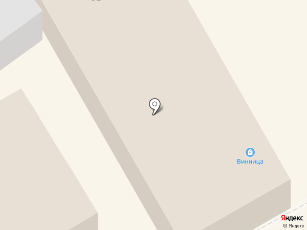 ЭСКО на карте Анапы