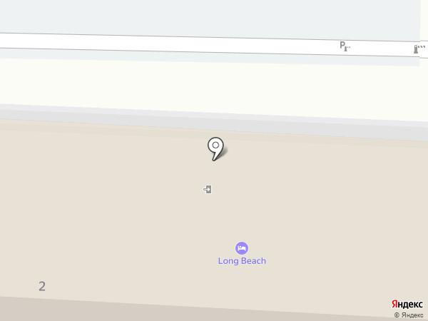 LONG BEACH на карте Анапы