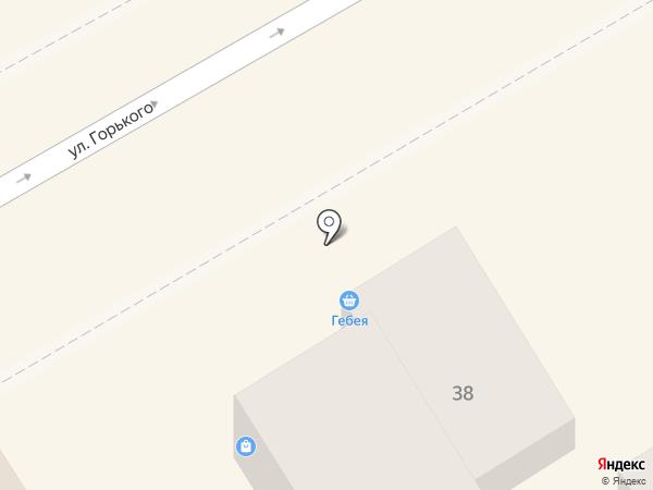 Сафари на карте Анапы