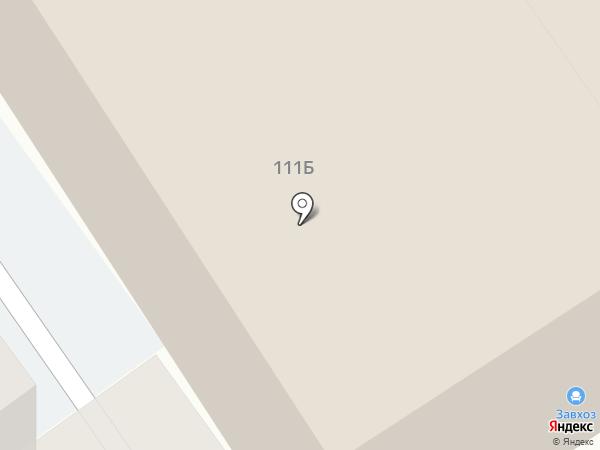 Атлант на карте Анапы