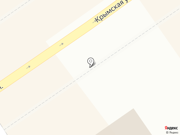 Отдел Военного комиссариата Краснодарского края по городу-курорту Анапа и Анапскому району на карте Анапы