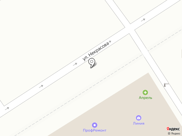 Зодчий на карте Анапы
