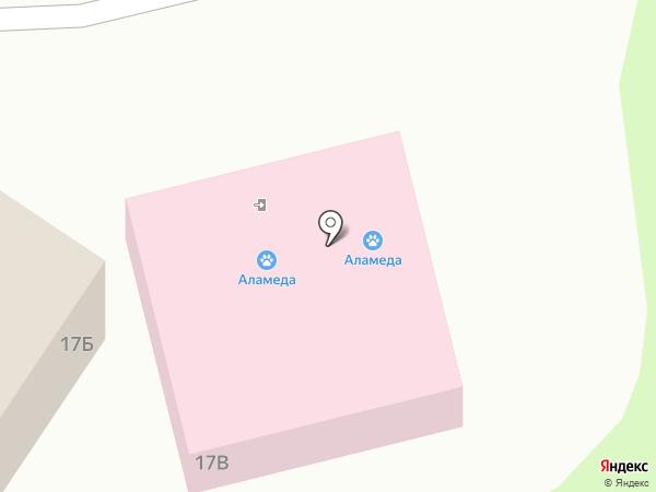 Уют на карте Красногорска