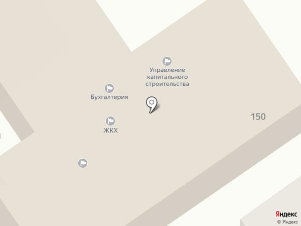 Отдел Военного комиссариата Краснодарского края по городу-курорту Анапа на карте Анапы