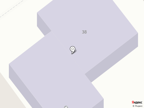 Детский сад №13 на карте Анапы