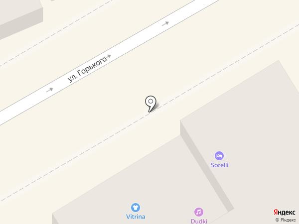 Винный дом на карте Анапы