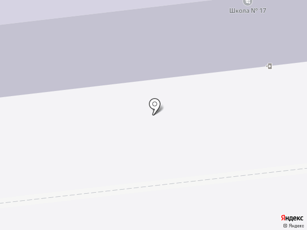 Школа №17 на карте Одинцово