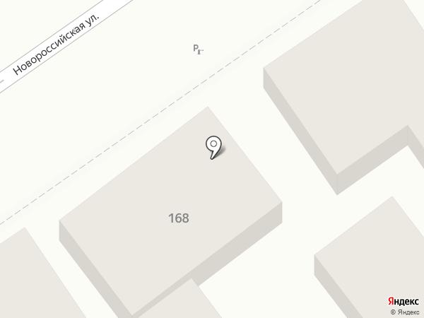 Mama-Kenguru.ru на карте Анапы
