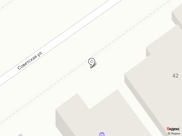 Лукоморье на карте Анапы