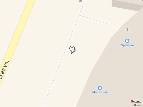 Doroganich на карте Анапы