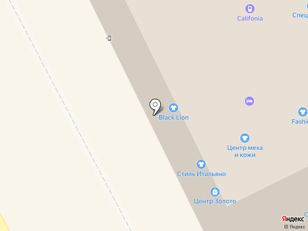 Relax на карте Анапы