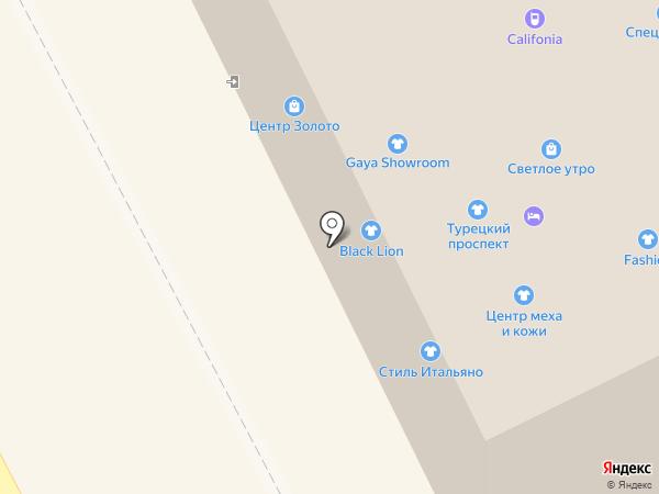 Ok style на карте Анапы