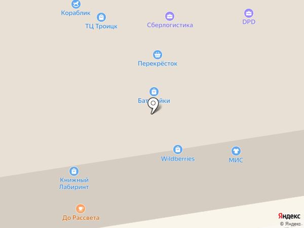 Твой аромат на карте Москвы