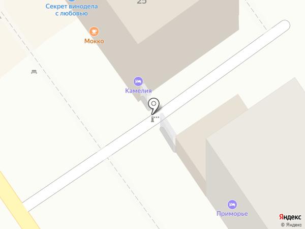 Division на карте Анапы