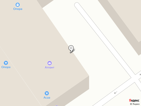 Тук-тук на карте Анапы