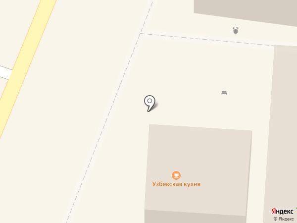 Винный домик на карте Анапы
