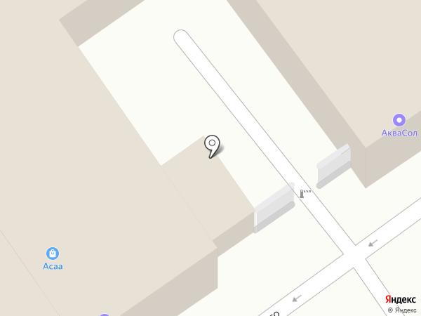 Южная Оконная Компания на карте Анапы