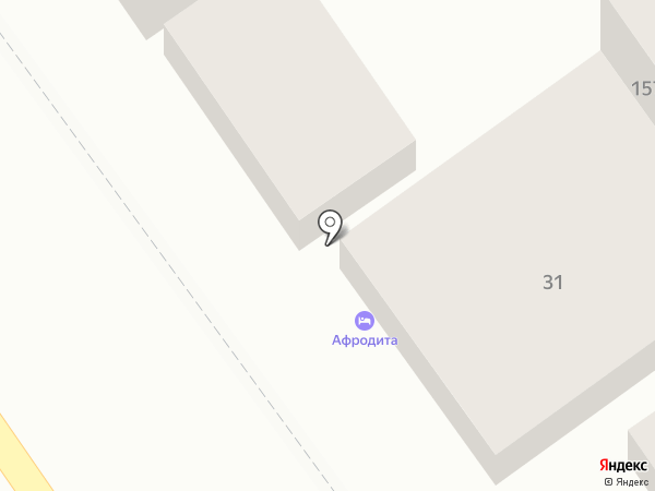 Магазин фастфудной продукции на карте Анапы