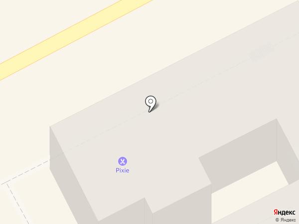 Nirvana на карте Анапы