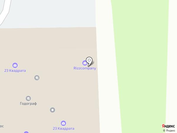 Мособлломбард на карте Красногорска