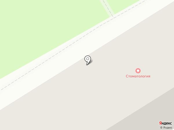 Станция юных техников на карте Анапы