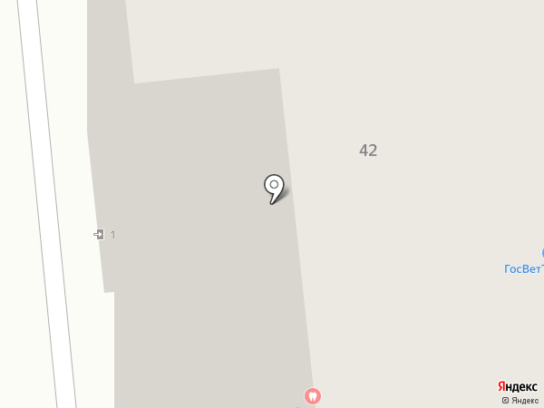Трехгорковская участковая ветеринарная лечебница на карте Одинцово