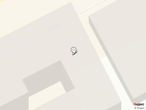 Гаврош на карте Анапы