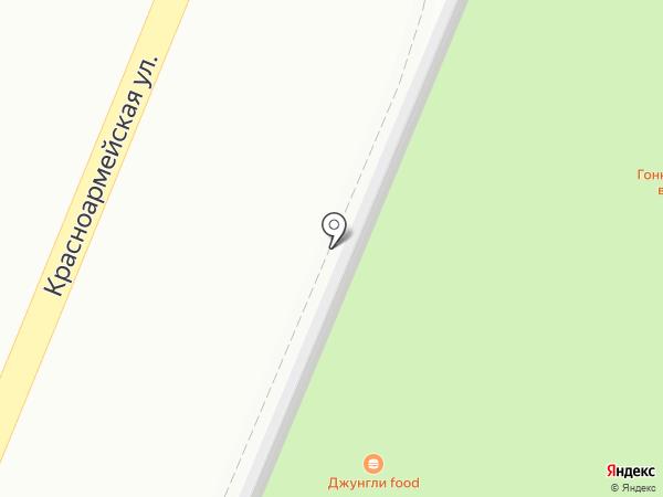 Легендарный цирк Юрия Никулина на карте Анапы