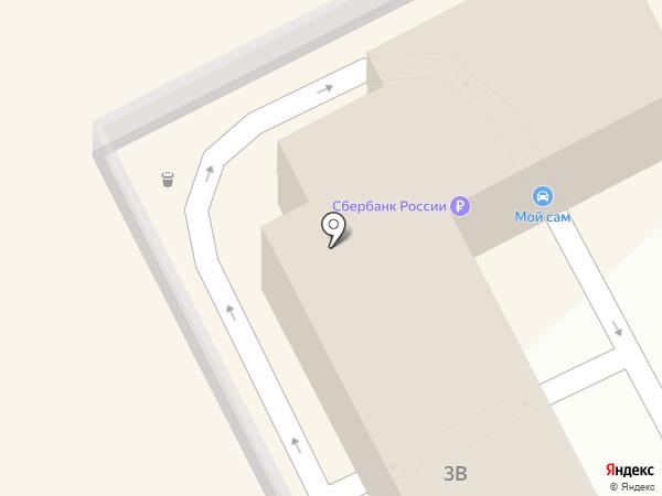 Мир колес на карте Анапы