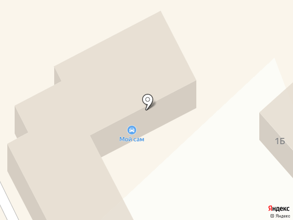 Ранчо на карте Анапы