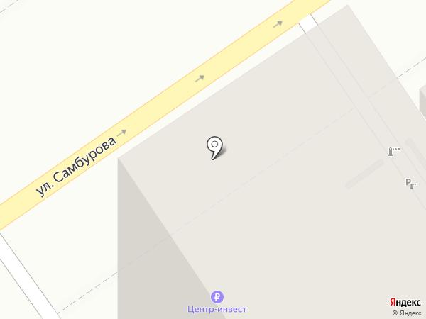 Банкомат, КБ Центр-инвест, ПАО на карте Анапы
