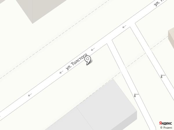 Гвоздь на карте Анапы