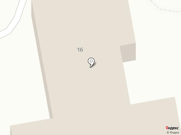 ОКА на карте Анапы