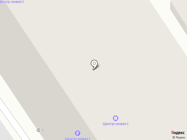 КБ Центр-Инвест на карте Анапы