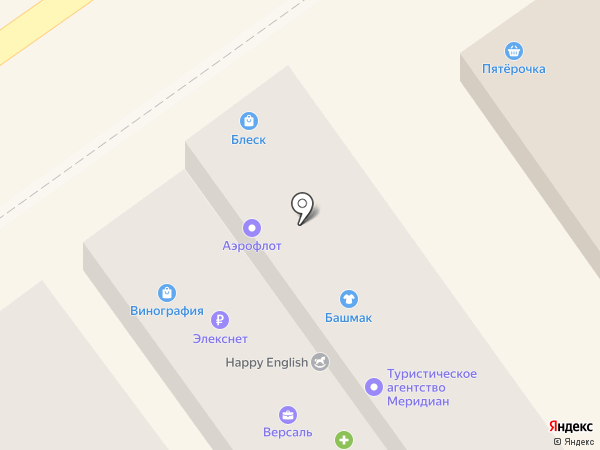 Аптека Социальная на карте Анапы