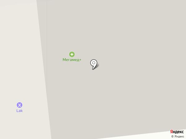 Город мастеров на карте Одинцово