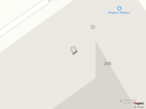 Рио на карте Анапы