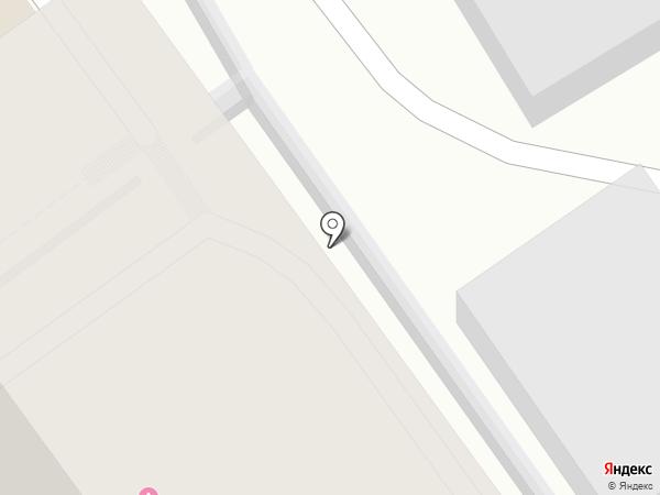 Гарант на карте Анапы