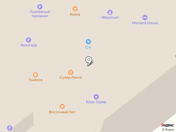 Chills на карте Красногорска